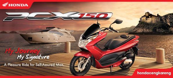 Honda PCX 150 - My-Journey My Signature