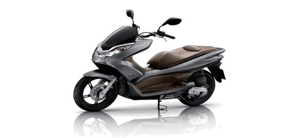 Honda PCX hadir di Indonesia