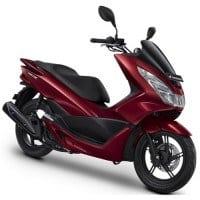 Honda PCX Luxury Red