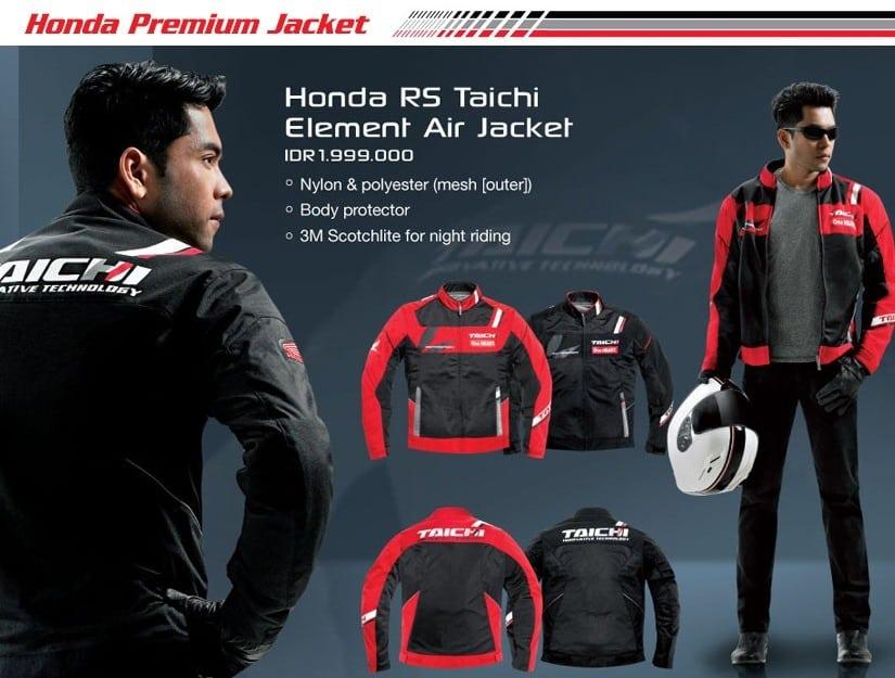 Honda RS Taichi Element Air Jacket