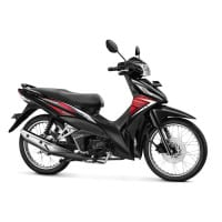 Honda Revo FI Fit Red