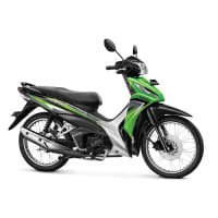 Honda Revo FI STD Green