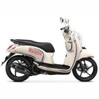 Honda Scoopy FI Capital Cream