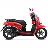Honda Scoopy FI Estate Red