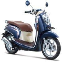Honda Scoopy FI Uptown Blue
