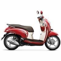 Honda Scoopy FI Vogue Red