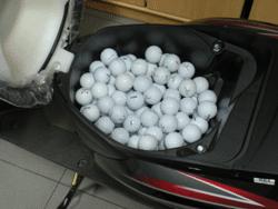 Honda Spacy Bagasi 100 Bola