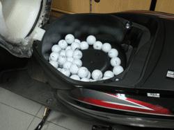 Honda Spacy Bagasi 50 Bola