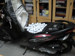 Honda Spacy Bagasi Full