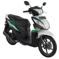 Honda Spacy PGM-FI Imperial White