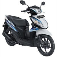 Honda Spacy Mendapat Penyegaran Desain – Lebih Sporty