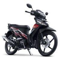 Honda Supra X 125 FI CW Black