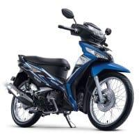 Honda Supra X 125 FI STD Blue