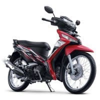Honda Supra X 125 FI STD Red