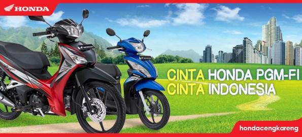 Honda Supra X 125 Helm In PGM-FI dan Honda Spacy Helm In PGM-FI Resmi Diluncurkan PT AHM