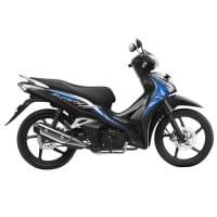 Honda Supra X Helm-In PGM-FI Biru