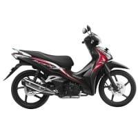 Honda Supra X Helm-In PGM-FI Merah