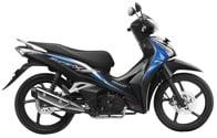 Honda Supra X Helm-In PGM-FI