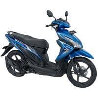 Honda Vario CW 110 FI Shimmer Blue
