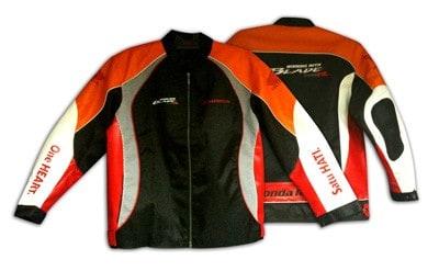 Jaket Racing Exclusive New Honda Blade