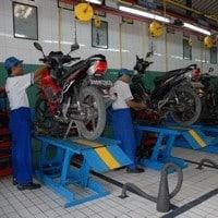 Ketentuan Servis Gratis Sepeda Motor Honda