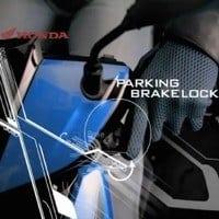 Mengenal Fitur Parking Brake Lock