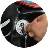 Mengenal Fungsi Secure Key Shutter Pada Motor Honda