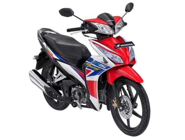 PT AHM Rilis New Honda Blade S