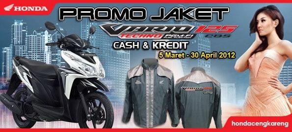 Promo Jaket Vario Techno 125