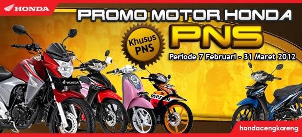 Promo Motor Honda PNS