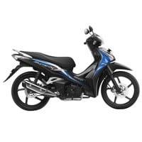 Tampilan Baru Honda Supra X 125 Helm In