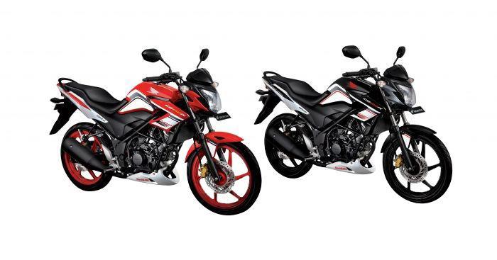 Warna Baru Honda CB150R StreetFire Special Edition