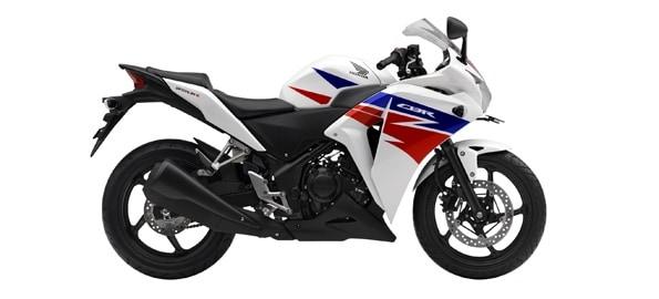 Warna Baru Honda CBR 250R