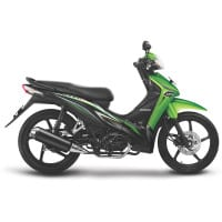 Honda Absolute Revo CW Active Green