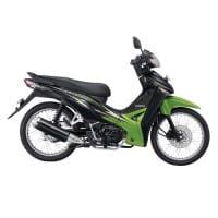 Honda Absolute Revo STD Active Green