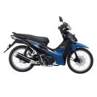 Honda Absolute Revo STD Energetic Blue