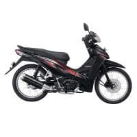 Honda Absolute Revo STD Rapid Black