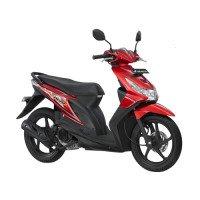 Honda BeAT CW 2012 Merah