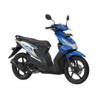 Honda BeAT CW 2012 Putih Biru
