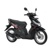Honda BeAT STD 2012 Hitam