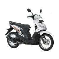 Honda BeAT STD 2012 Putih