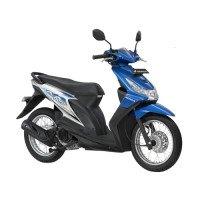 Honda BeAT STD 2012 Putih Biru