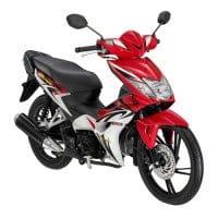 Honda Blade Merah Putih