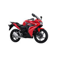 Honda CBR 150R X-treme Red