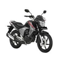 Honda New Mega Pro Brave Black