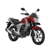 Honda New Mega Pro Renegade Red