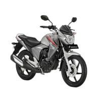 Honda New Mega Pro Strong Silver