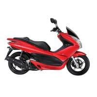 Honda PCX 150 Luxury Red