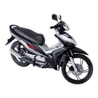Honda Revo AT Black