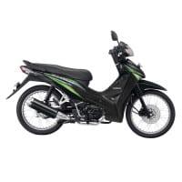 Honda Revo FIT Elegant Green